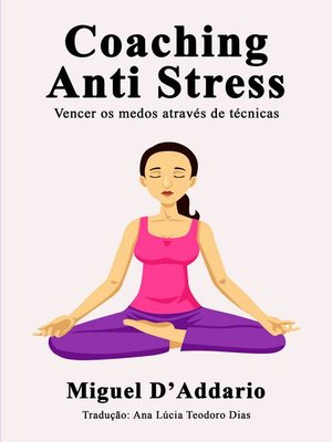 cover image of Coaching Anti Stress